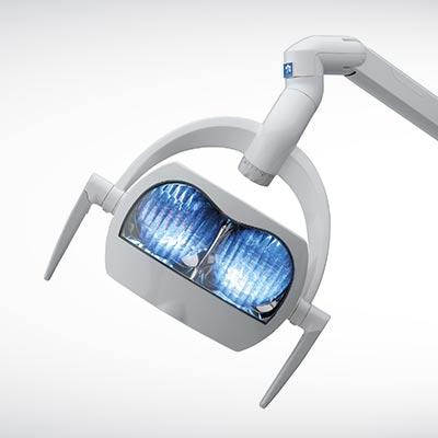 Смотровые светильники и свет рабочего поля