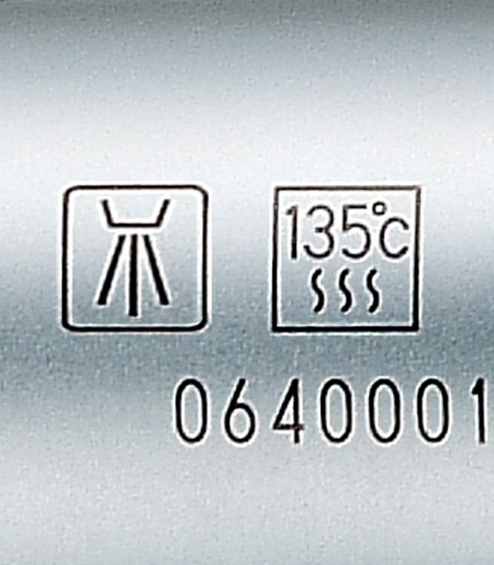 Наконечник угловой повышающий Ti-Max Z 95L 1:5 (NSK) кнопочный для турбинного бора, Z-series - 6