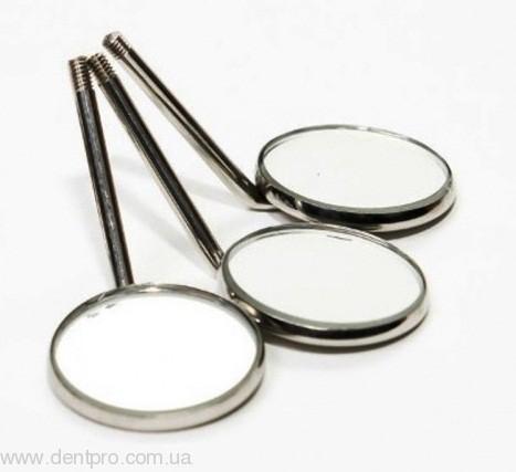 Насадка-зеркало стоматологическое Медеси (Medesy 4903/.MA, Dental Mirrors), с увеличением 1:2 - 1