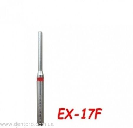 Алмазные турбинные боры серии EX (спецформа), упаковка 5 шт - 3
