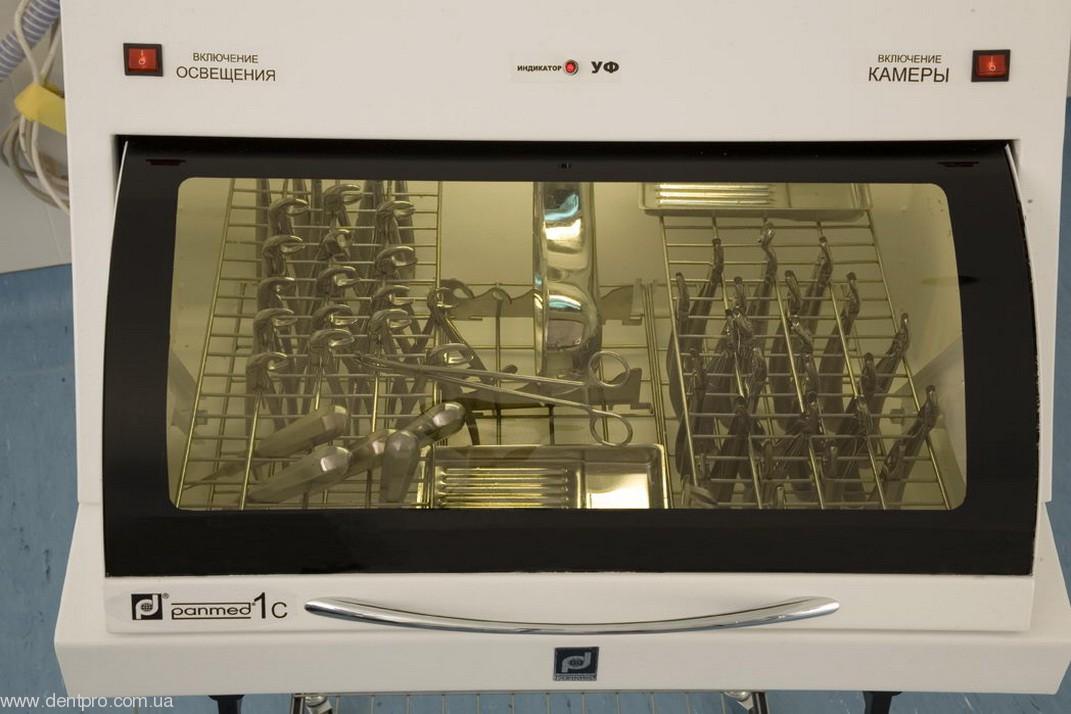 УФ камера для хранения стерильного инструмента ПАНМЕД-1 - 3