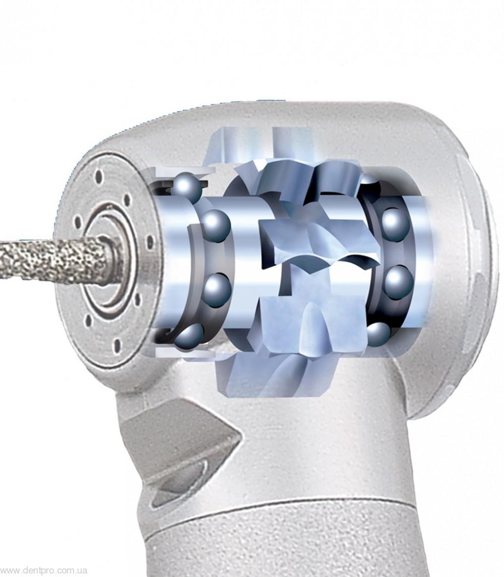 Ti-Max X700L NSK, наконечник турбинный ортопедический со светом - 1