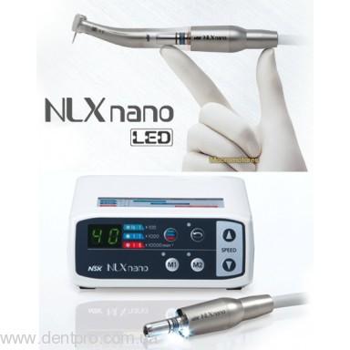 Портативный бесщеточный электрический микромотор NLX Nano NSK (Япония) - 1