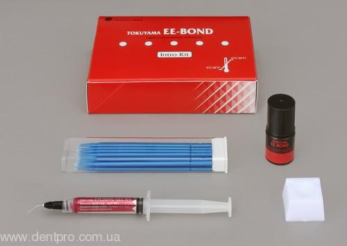 ЕЕ БОНД (EE BOND, Tokuyama), универсальная самопротравливающая однокомпонентная адгезивная система, Бонд VII поколения - 1