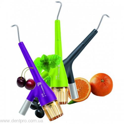 Воздушный полировщик Профифлекс 3 Каво (PROPHYflex 3 KaVo), наконечник для чистки и полировки зубов (содоструй, пескоструй) - 2