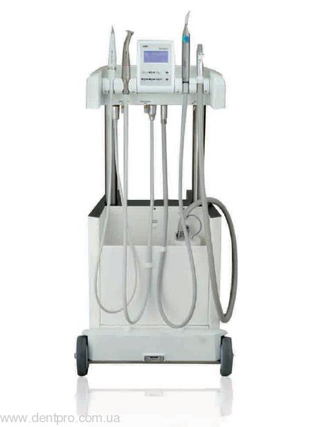 DENTALONE NSK, цифровая мобильная стоматологическая установка - карт - 3