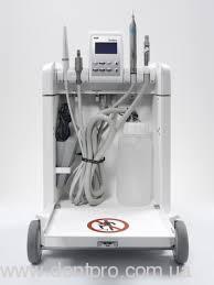 DENTALONE NSK, цифровая мобильная стоматологическая установка - карт - 5