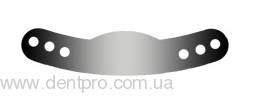 Матрицы металлические  контурные перфорированные, упаковка 10шт - 2