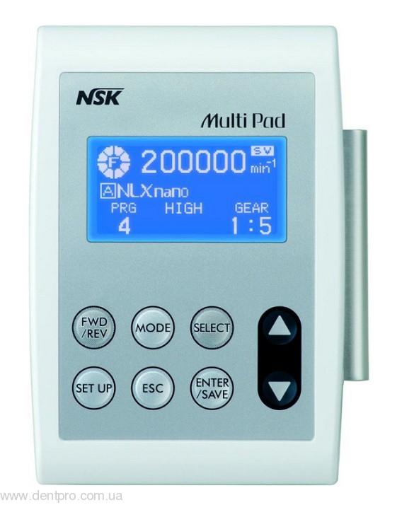 Комплект для встройки бесщеточного электрического микромотора NLX Plus NSK / NLX nano (Япония) в стоматологическую установку - 2