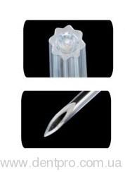 Игла карпульная СтарДжект (StarJect, MCT-BIO, Ю.Корея), европейский стандарт (Metric, EU),стерильная ультраострая премиум-класса, упаковка 100шт - 2