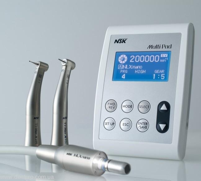 DENTALONE NSK, цифровая мобильная стоматологическая установка - карт - 6