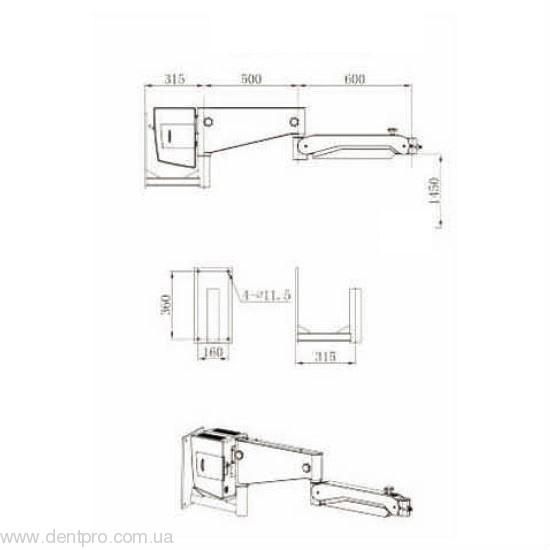 Микроскоп Alltion серии АМ 3000/4000 - 1