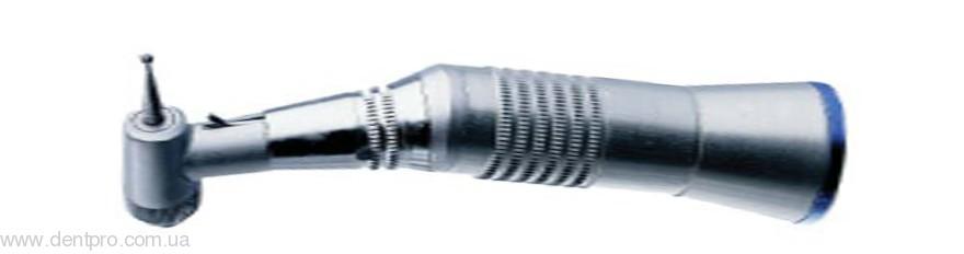 Наконечник угловой НУПМ-40 (КМИЗ) с поворотной защелкой и внутренним охлаждением для микромоторов max скоростью до 40'000 об/мин - 1
