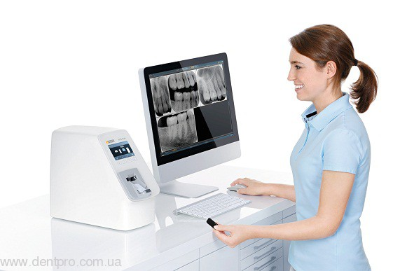 Сканер пластин XIOS Scan (Sirona) - 1