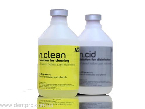 Прибор для смазки, очистки и дезинфекции наконечников iCare+ C2/C3 NSK (Япония) - 1