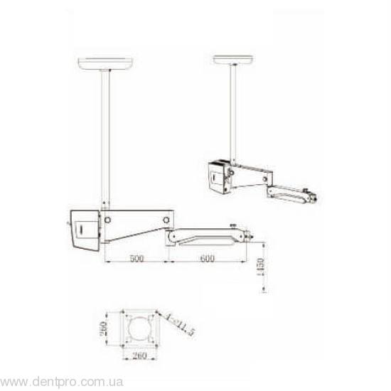 Микроскоп Alltion серии АМ 3000/4000 - 2