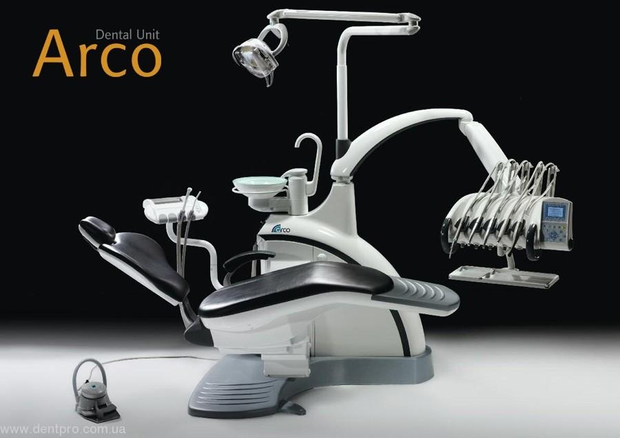 Стоматологическая установка ARCO (Fedesa, Испания), с креслом типа LIFT - 2
