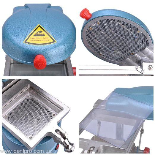 Аппарат для изготовления индивидуальных кап термо-вакуумным способом - 1