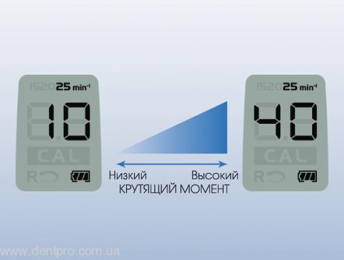 Беспроводной микромотор iSD900 (NSK) для имплантологии и протезирования - 2