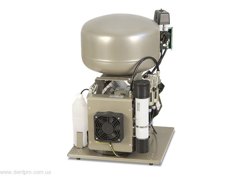Стоматологический безмаслянный компрессор Еkom DK 50 2V (Словакия), для двух стоматологических установок - 1
