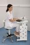 Медицинский столик ПАНОК прямоугольный для инструментов и приборов - 3