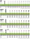 Твердосплавные карбидные боры(Carbide Burs), шаровидные для углового наконечника RA, блистер 3шт - 1